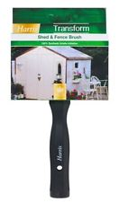 Transform Shed & Fence Brush – Now Only £4.00