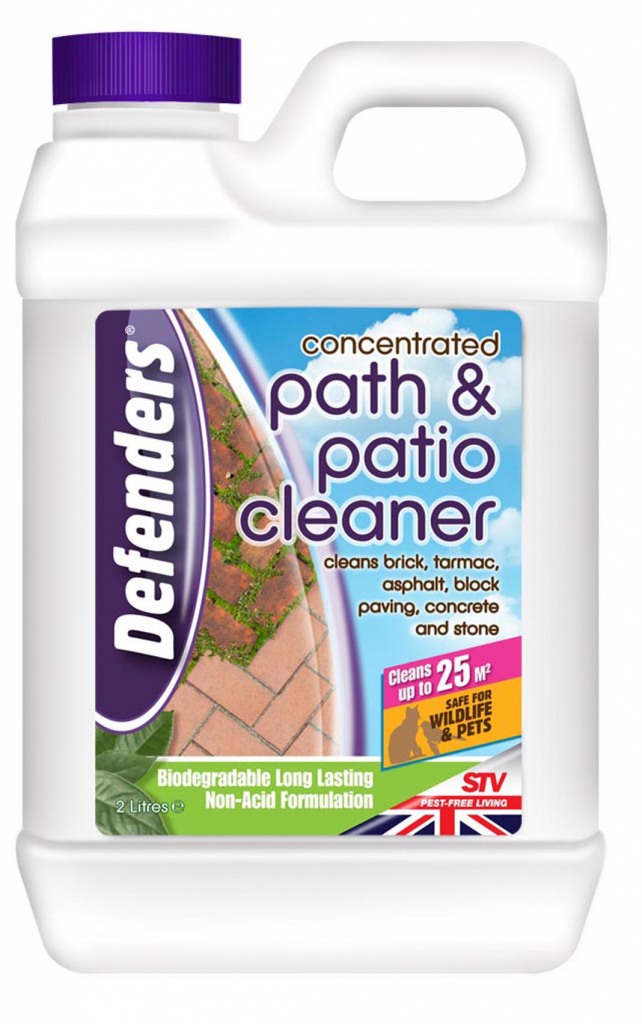 Concentrated Path & Patio Cleaner 2L – Now Only £4.00