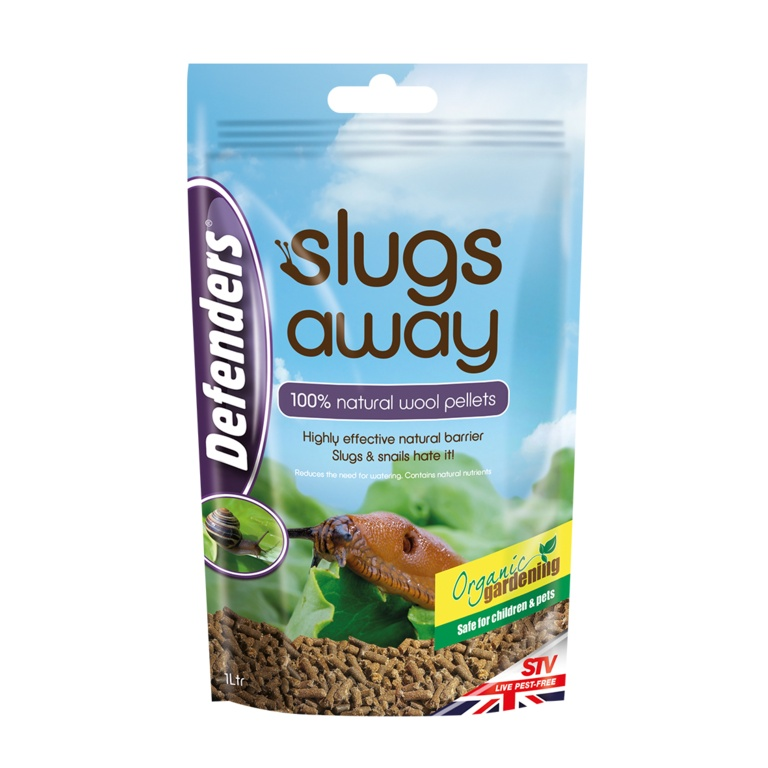 Garden Care Slugs Away 1 Litre – Now Only £3.50