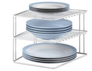 Silos Space Saving Corner Rack – Now Only £8.00