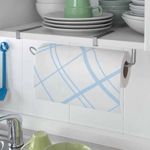 Easy Roll Under shelf Kitchen Paper Holder – Now Only £7.00