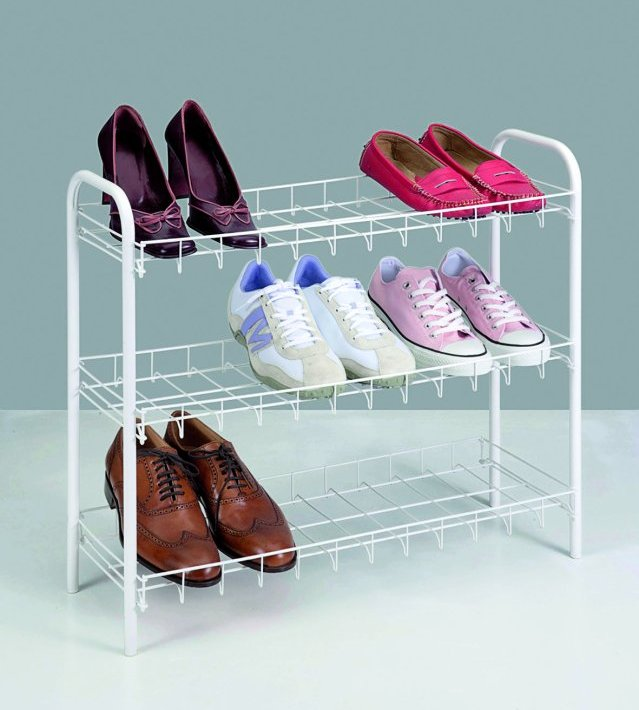 Shoe Rack for 9 Pairs of Shoes – Now Only £15.00