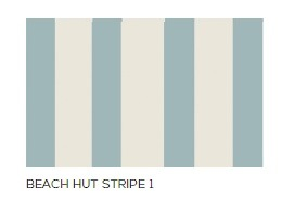 Beach Hut Stripe 1 Bathroom Mat 50 x 80cm – Now Only £15.00
