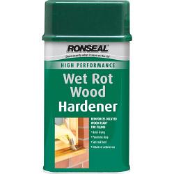 Wet Rot Wood Hardener 250ml – Now Only £7.00