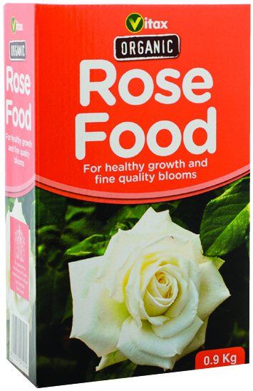 Organic Rose Food 0.9kg – Now Only £3.00
