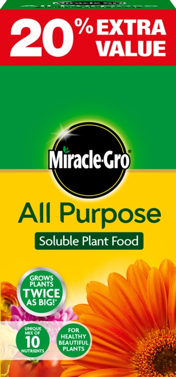 All Purpose Plant Food 1kg PLUS 20% Free – Now Only £5.00
