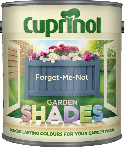 Garden Shades 1L  - Forget Me Not – Now Only £10.00