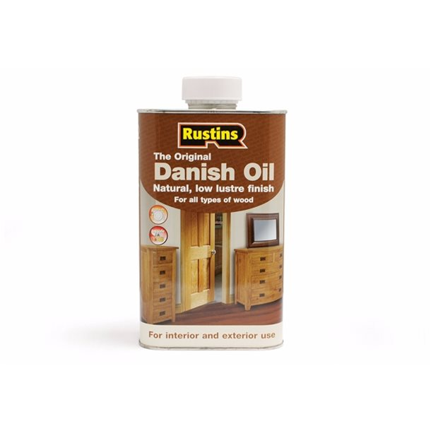 Danish Oil 1L – Now Only £12.00