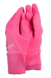 Master garden gloves - Ladies Medium - Pink – Now Only £4.00