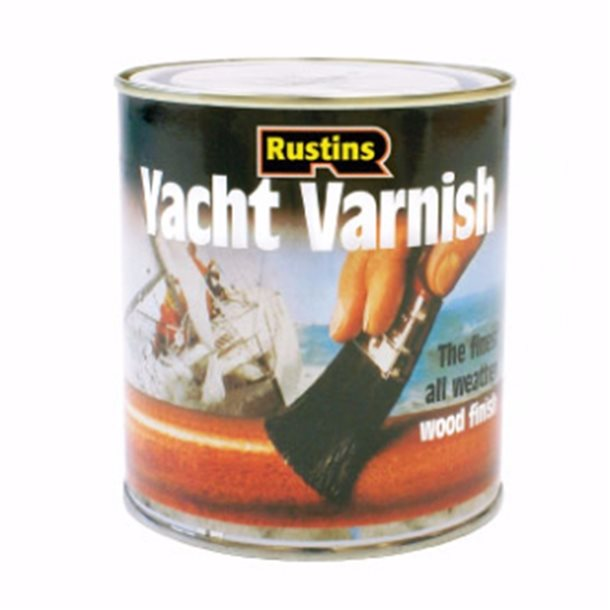 Yacht Varnish Satin 500ml – Now Only £7.00