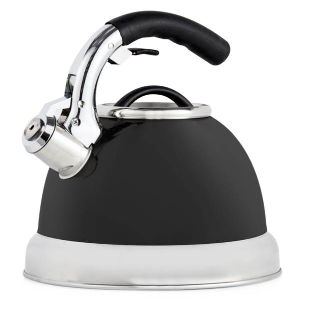 3L Whistling Black Stove Top Ketltle – Now Only £20.00