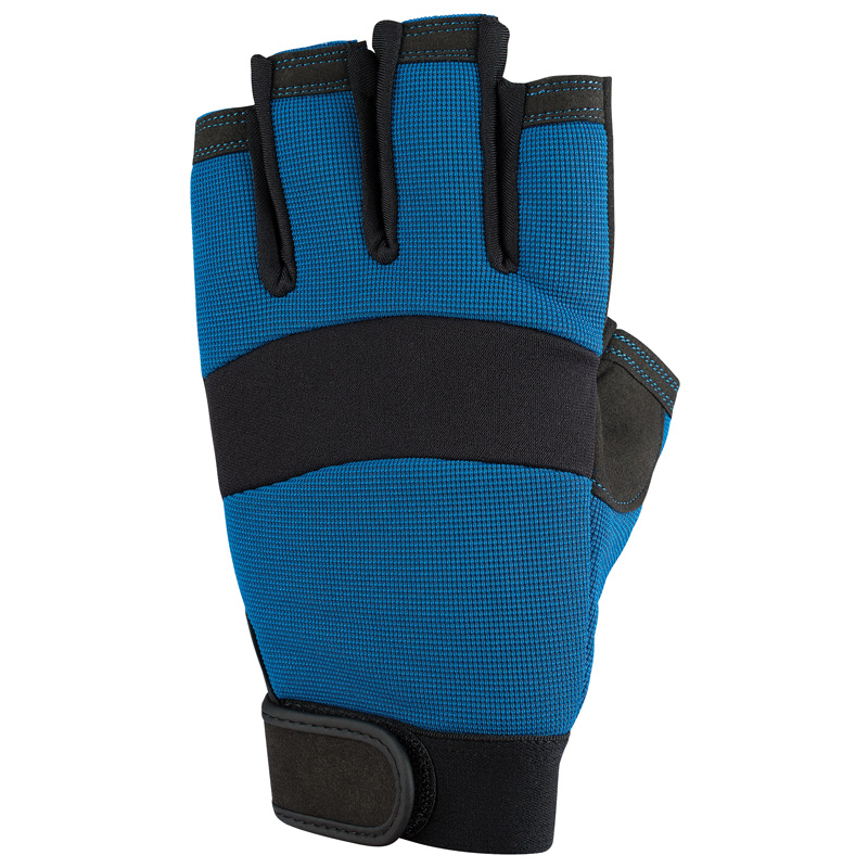 Fingerless work gloves  - Extra Large – Now Only £10.00