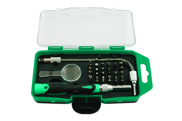 Precision Tool Kit - 33 Piece – Now Only £10.00