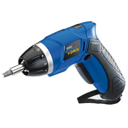 Storm Force® Cordless Li-ion Screwdriver Kit (3.6V) – Now Only £27.00