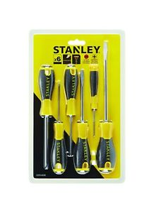 6 piece Essential Screwdriver Set – Now Only £10.00