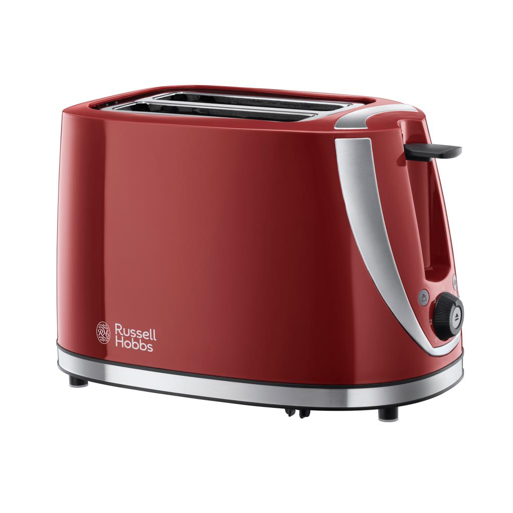 Mode Collection 2 Slice Red Toaster – Now Only £25.00