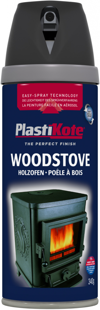 Woodstove Spray Paint 400ml – Now Only £7.00