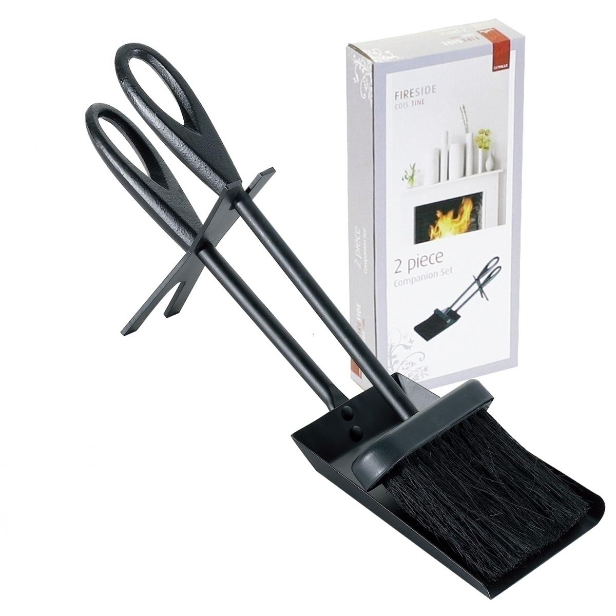 Loop Hearth Tidy Black – Now Only £9.00