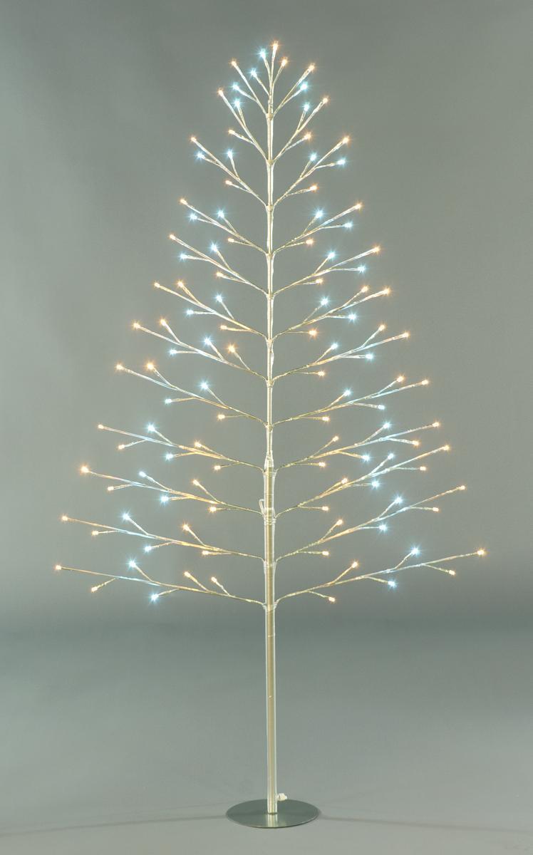 Matt Silver tree - white/warm white LED – Now Only £29.00