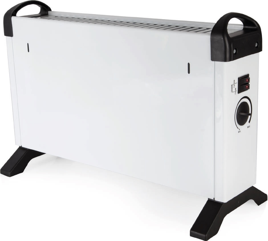 2000w Convection Heater - White – Now Only £19.00