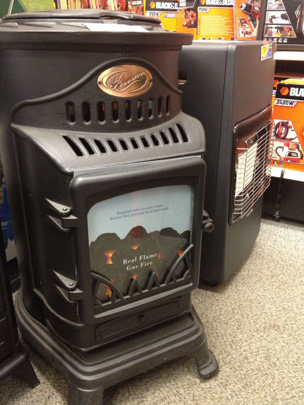 A selection of our freestanding Gas heaters