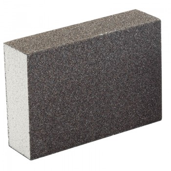 Fine - Medium Grit Flexible Sanding Sponge