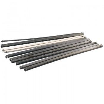 10 x Metal Cutting Junior Hacksaw Blades