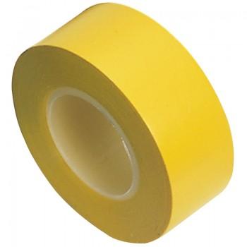 Expert 8 x 10M x 19mm Yellow Insulation Tape to BSEN60454/Type2