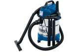 20L 1250W 230V Wet and Dry Vacuum Cleaner with Stainless Steel Tank