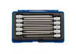 """3/8"""" Sq. Dr. 150mm Long Draper TX-STAR® Socket Bit Set (10 Piece)"""