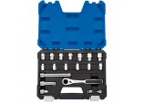 'Go Through' Socket Set (19 piece)