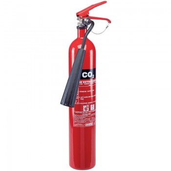 2kg Carbon Dioxide Fire Extinguisher
