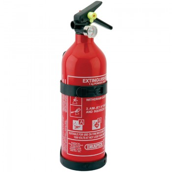1kg Dry Powder Fire Extinguisher