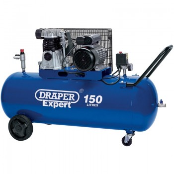 150L Belt-Driven Air Compressor (2.2kW)