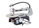 405mm Variable Speed Fretsaw with Flexible Drive Shaft and Worklight (90W)
