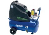 24L Oil-Free Air Compressor (1.1kW)