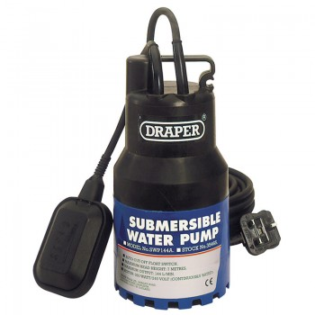 144L/Min Submersible Water Pump with Float Switch (350W)