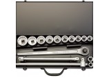 "3/4"" Square Drive Imperial Socket Set (15 Piece)"