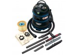 Expert 35L 1200W 230V M-Class Wet and Dry Vacuum Cleaner