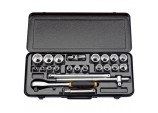 "1/2"" Square Drive Elora Imperial Socket Set (23 Piece)"