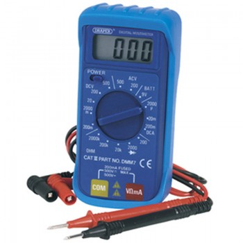 16 Function Digital Multimeter