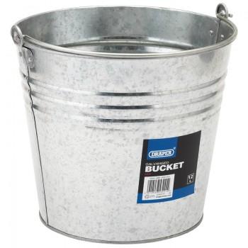 Galvanised Steel Bucket (14L)