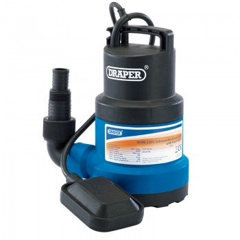 125L/Min Submersible Water Pump with Float Switch (350W)