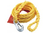2000kg Capacity Tow Rope with Flag