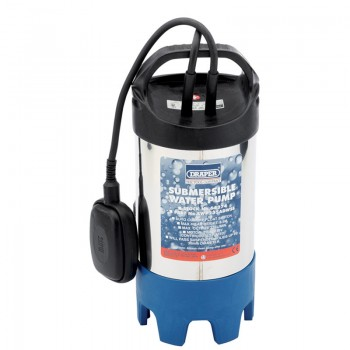 235L/Min Stainless Steel Body Submersible Dirty Water Pump with Float Switch (700W)