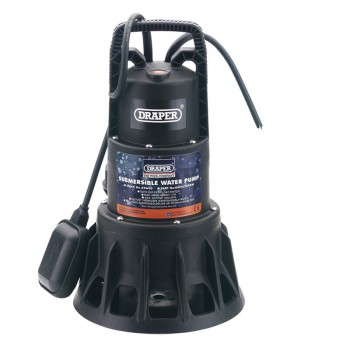 320L/Min Submersible Dirty Water Pump with Float Switch (1000W)