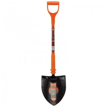 Fully Insulated Shovel (Round Mouth )