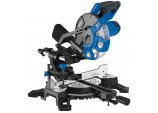 210mm Sliding Compound Mitre Saw with Laser Cutting Guide (1500W)