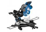 255mm Sliding Compound Mitre Saw with Laser Cutting Guide (2000W)
