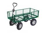 Heavy Duty Steel Mesh Cart
